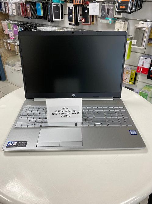 PC Portable HP 15