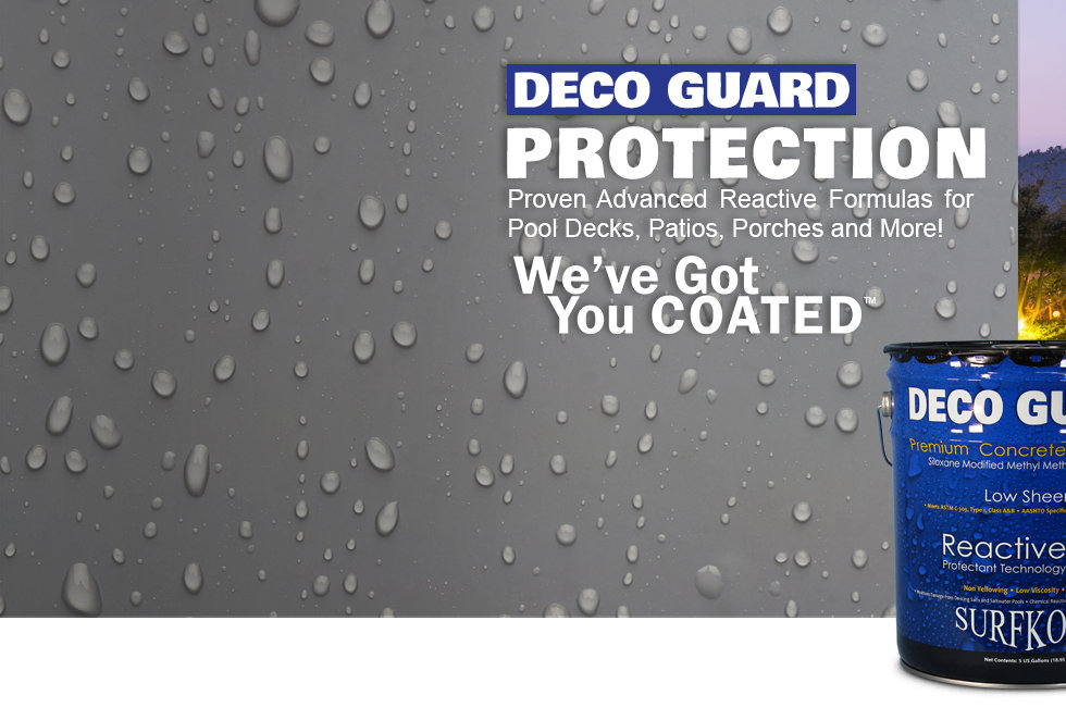 DECO GUARD PROTECTION FORMULA SEALER