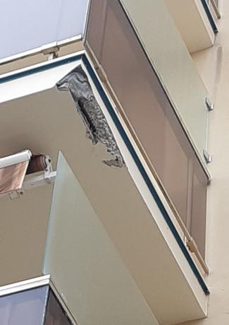 Purge nez de balcon