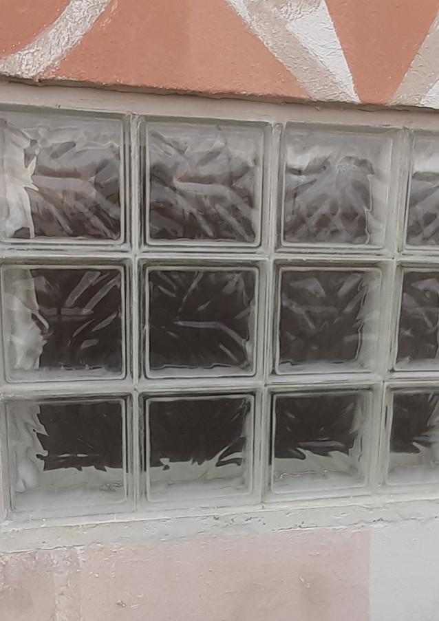 Changement carreaux de verre