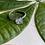 "Thumbnail: Gold ""Erica"" Rope Engagement Ring"