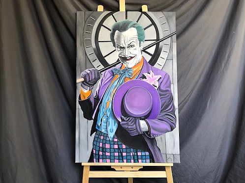 Jack Nicholson 1989 - Joker