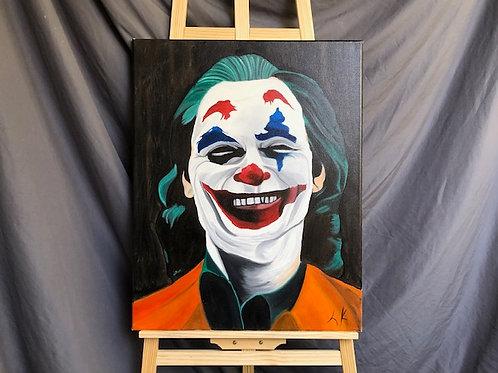 Joaquin Phoenix- Joker