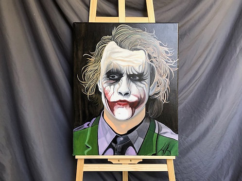 Heath Ledger-Joker