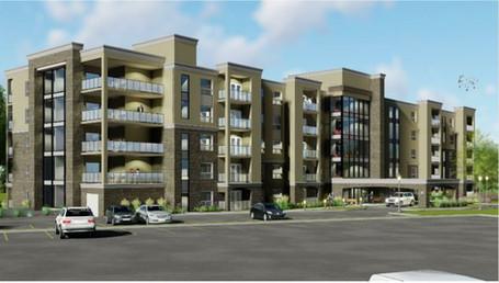 Villa Serena - St. Catharines - 50-unit life lease building