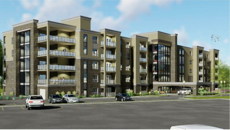 Villa Serena - St. Catharines - 50-unit life lease building