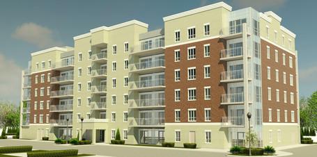 Village Creek Apartments - Hamilton - 80-unit apartment building