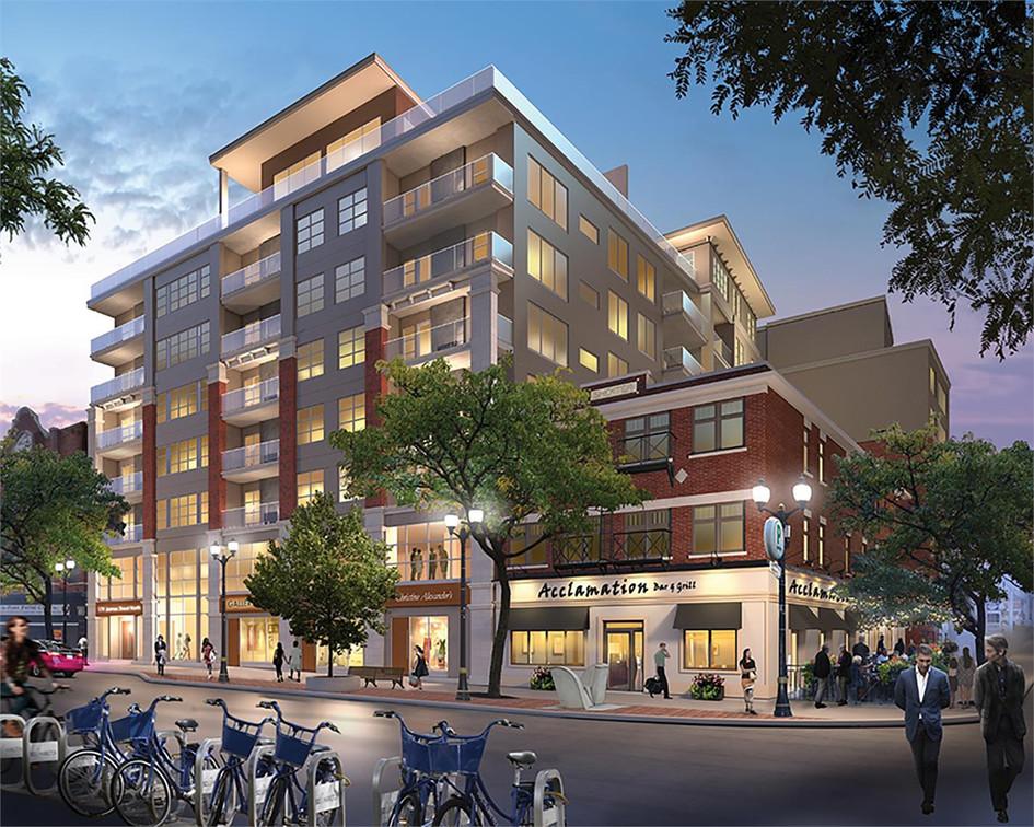 The Residences at Acclamation - Hamilton - 71-unit condominium