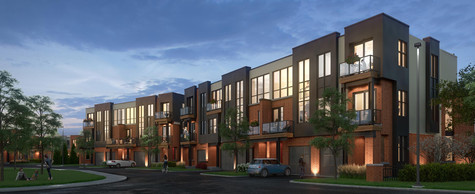 Fonthill Yards - Fonthill - 23-unit luxury townhomes