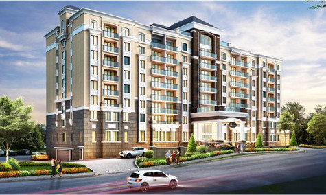 Wellness Suites Condominium - Niagara Falls - 97-unit condominium building