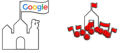 Google erkennt positives Feedback der Nutzer