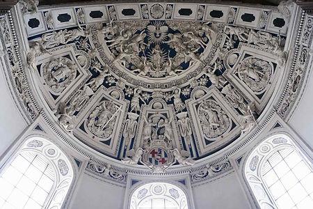 Trier Dom Innen Design
