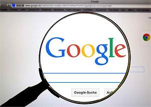 Suchmaschinenoptimierung von Google