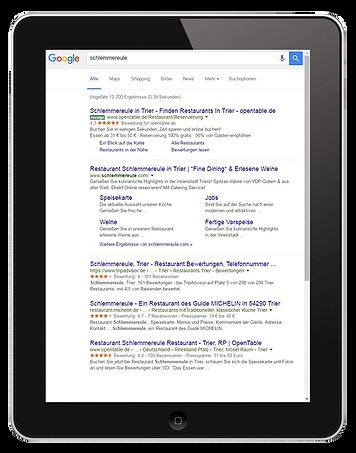 Webdesign Responsive Beispiele