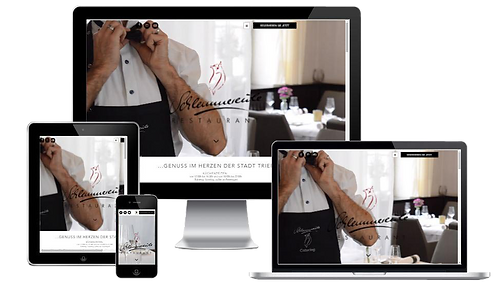 Webdesign Responsive examples