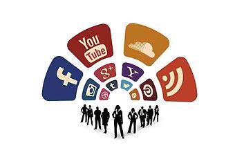 Cloud & Menschen Facebook Google+