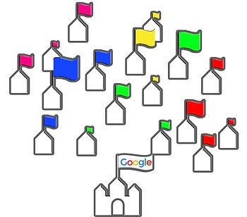 Google markiert gecrawlte Websiten