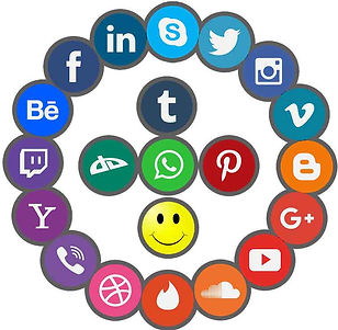 Sammlung von Social Medias im Internet