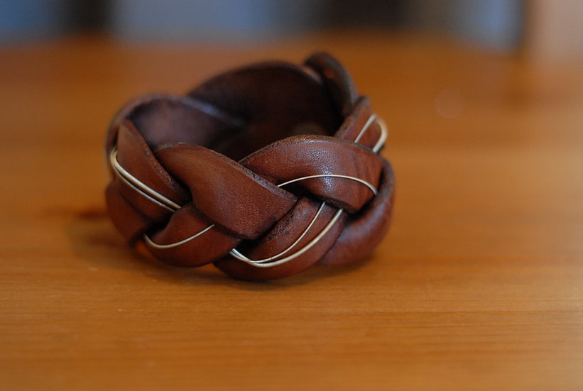 Bracelet Centaurée