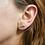 Thumbnail: Boucle d'oreille Brindille 10