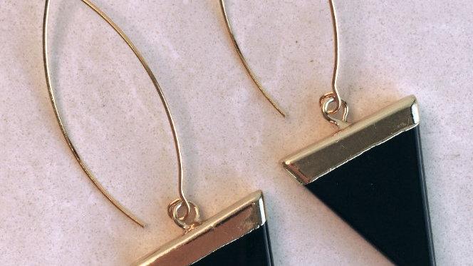 Triune Earrings