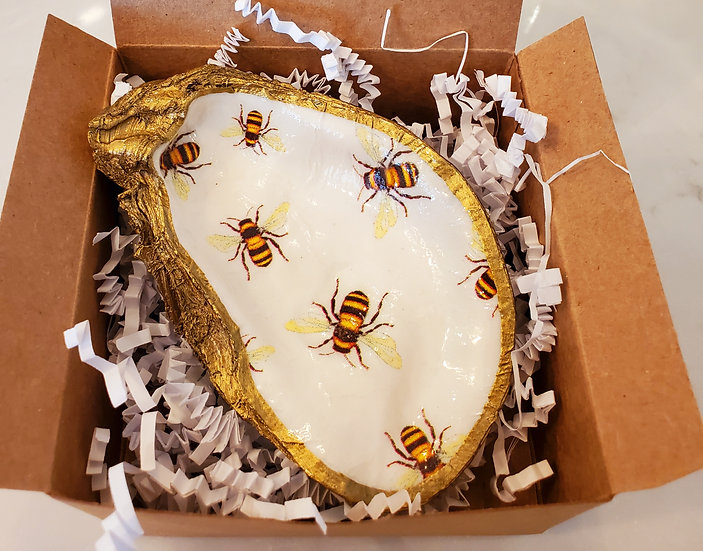 The Bee Love Oyster Dish