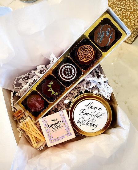 The Beautiful Birthday Gift Box