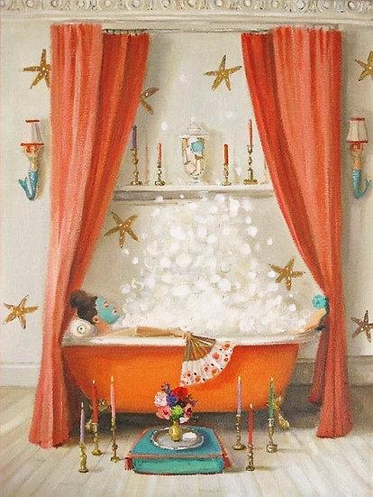 Princess Edwina Takes A Bath