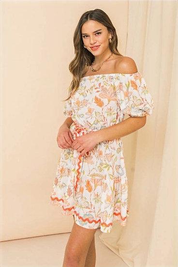 Fun Summer Mini Dress