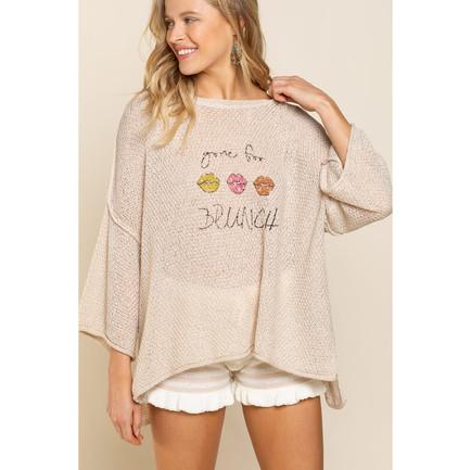 Brunch Sweater