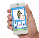 "ABC Pop Phonics ""Let's Spell"" App"