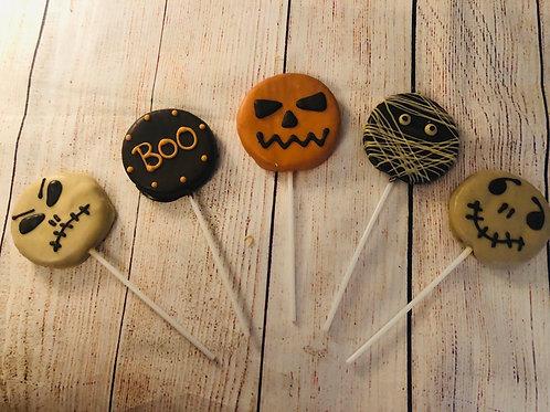 Howl-o-ween Lollipups- Halloween