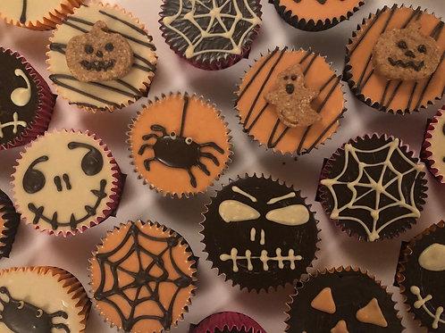 Howloween Pupcakes -Halloween