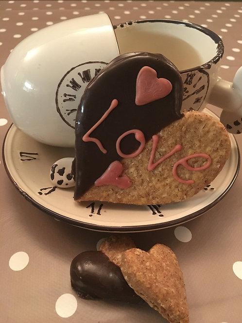 ❤️Valentines ❤️- LOVE HEART cookie