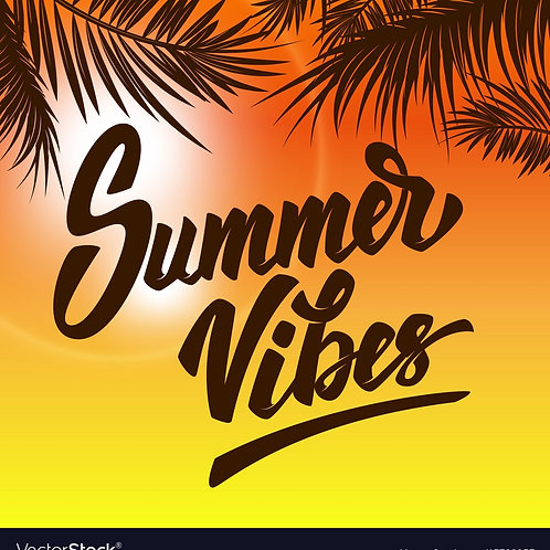 Summer vibes - July -Monthly Theme Pack