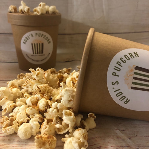 Rudi's Pupcorn - Cheesey flavoured