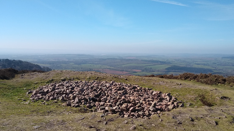 A Walk Between Worlds: Archaeology and Folklore of the Quantocks - 7.5 miles / 4 hours