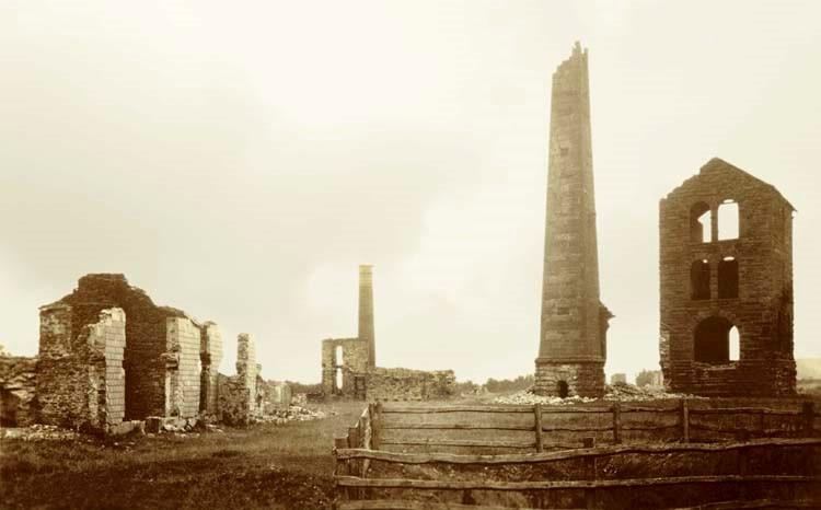 Raleigh Mine 1901