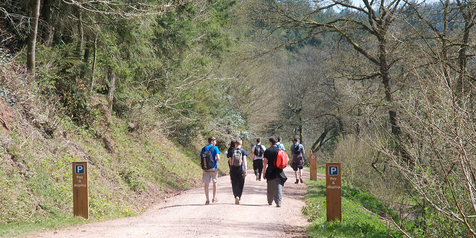 Walk 6. Nether Stowey to Triscombe Combe and back - 10 miles / 6 hours
