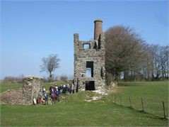 Burrow Farm Engine House Today