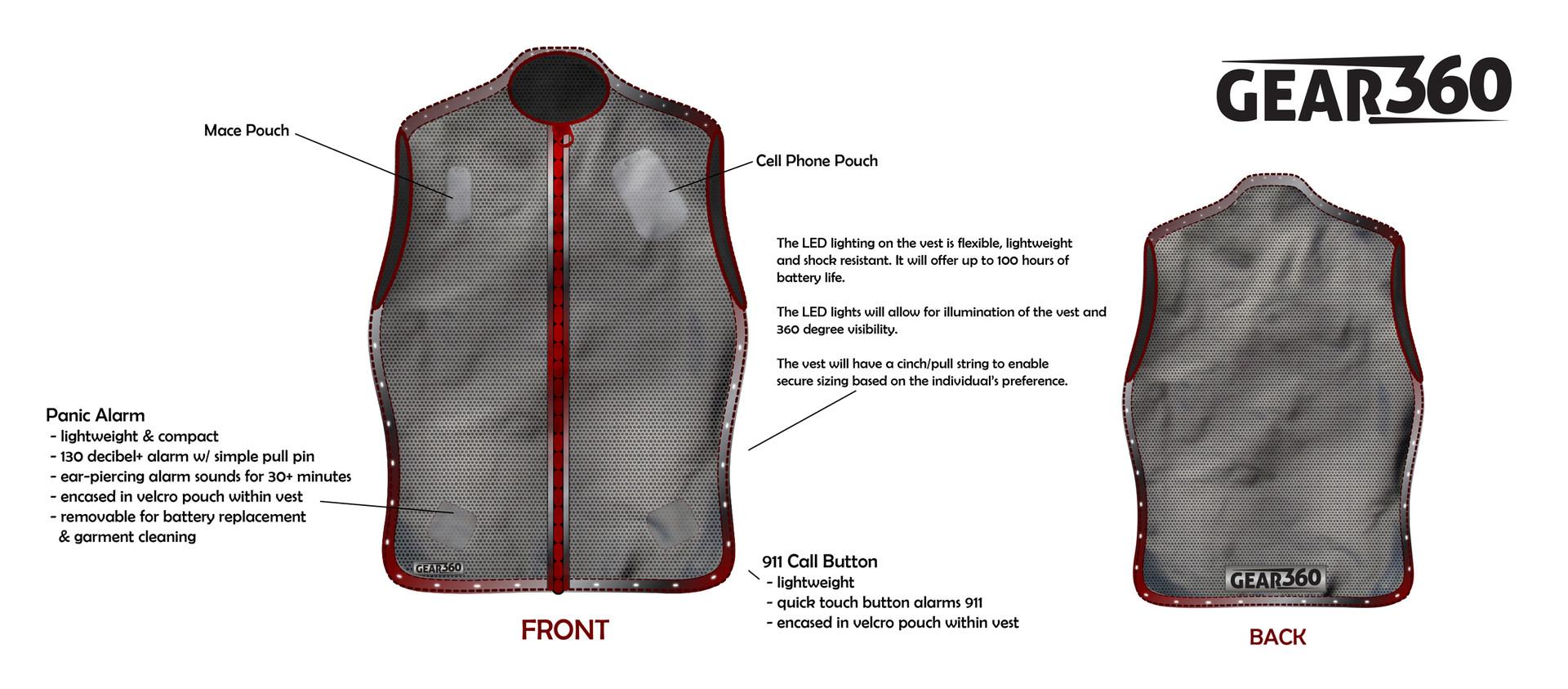 Gear 360 Apparel Design