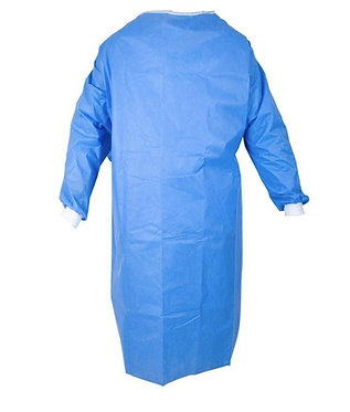 Disposable Isolation Gown, Level 1 (Carton of 100)