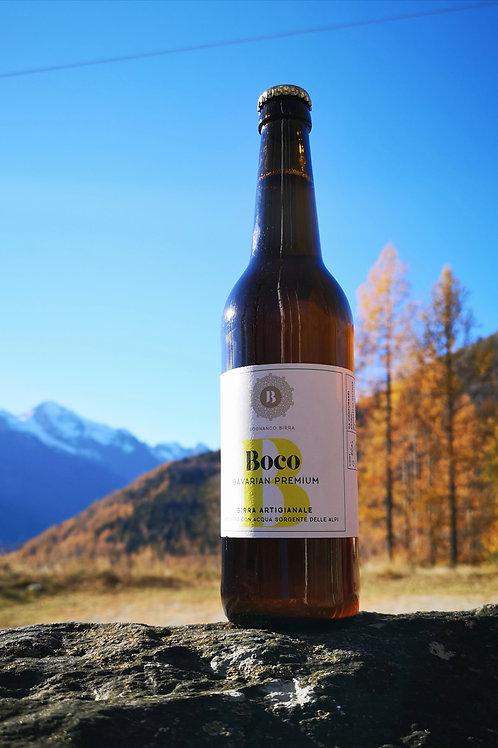 Boco 50 cl - Bavarian Premium Lager