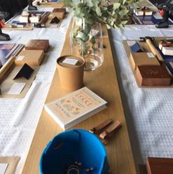 Crafting Wellness Workshop Environment