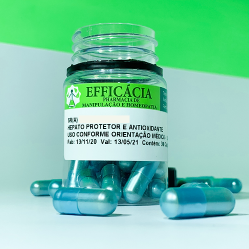 Hepato Protetor e Antioxidante