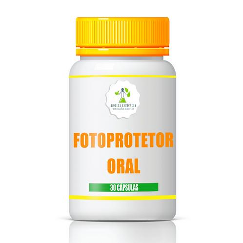 Fotoprotetor oral
