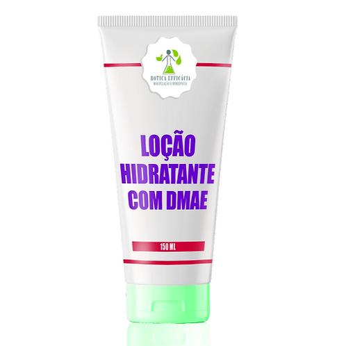 Loção Hidratante com DMAE