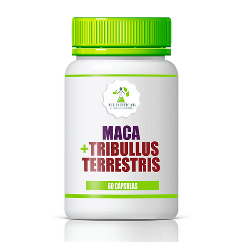 MACA + Tribullus Terrestris