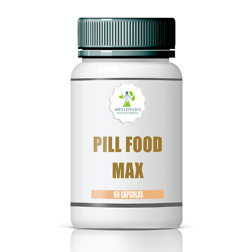 Pill Food Max
