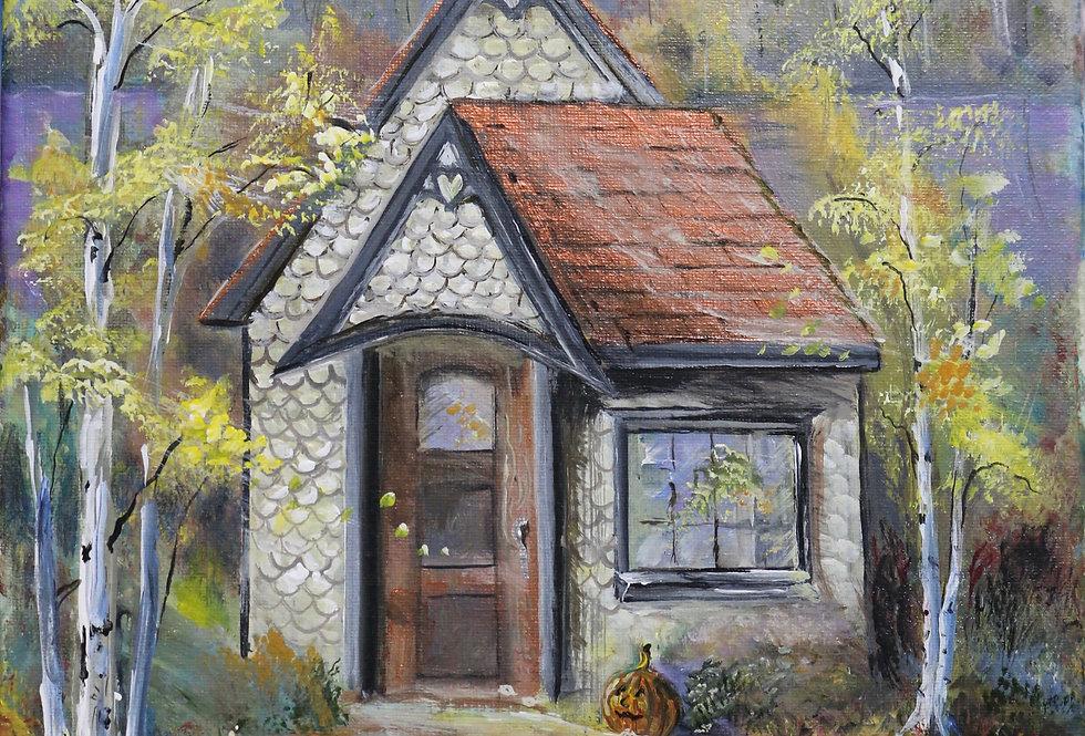 """""""Harvest Hideaway""""  11x14"""